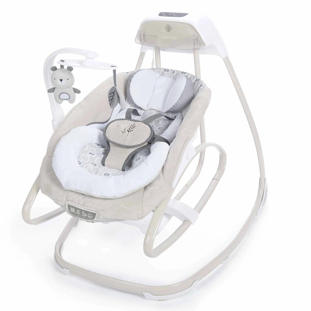 foto Ingenuity Hamaca mecedora y balancín para bebé Smartsize