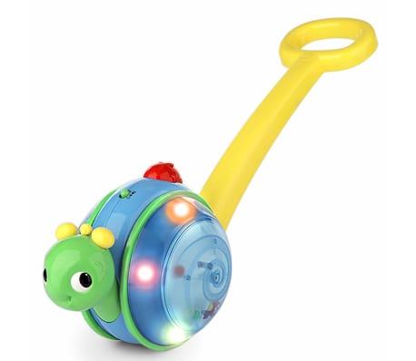 Bright Starts Jouet roulant Snail