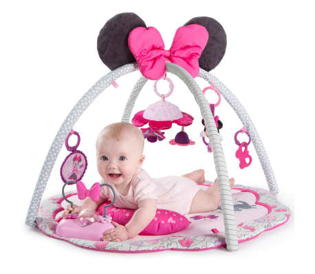 Disney Portique d'activité Minnie Mouse Garden Rose K11097[2/12]