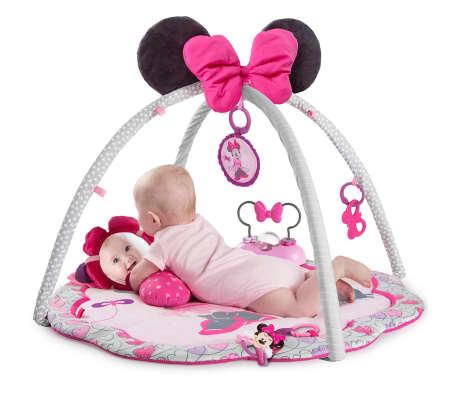 Disney Portique d'activité Minnie Mouse Garden Rose K11097[4/12]