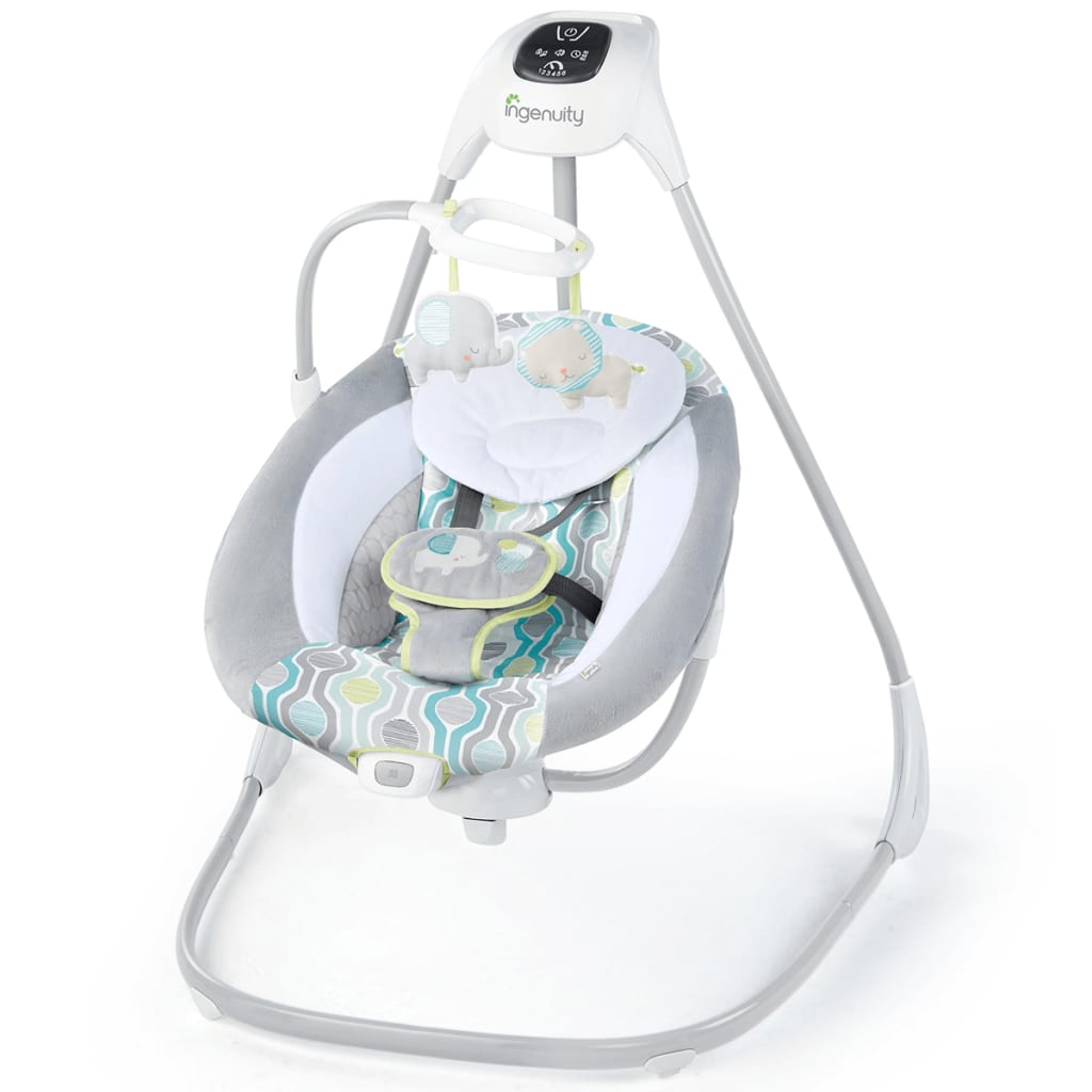 Ingenuity Balançoire pour bébés SimpleComfort Everston K11149