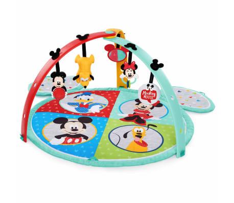 Disney Baby Tapis de jeu facile à ranger Mickey Mouse Multicolore[1/5]