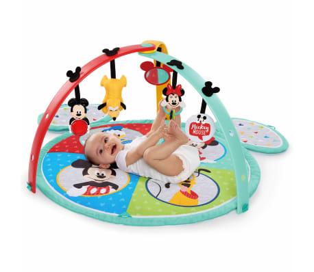 Disney Baby Tapis de jeu facile à ranger Mickey Mouse Multicolore[2/5]