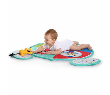 Disney Baby Tapis de jeu facile à ranger Mickey Mouse Multicolore[3/5]