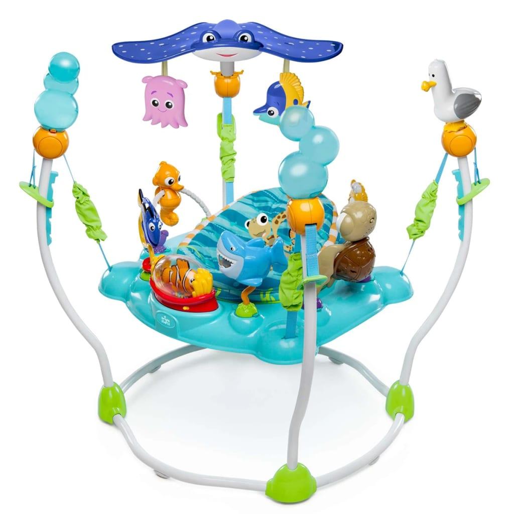 """Disney Babyhopser Sea of Activities """"Findet Nemo"""" Blau K60701"""
