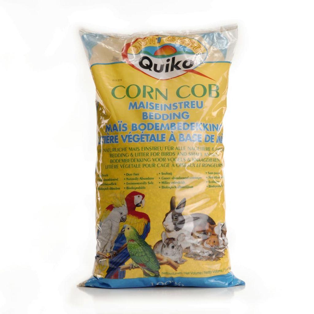 Afbeelding van Quiko Maïs bodembedekking Sun Seed 11 kg 826061