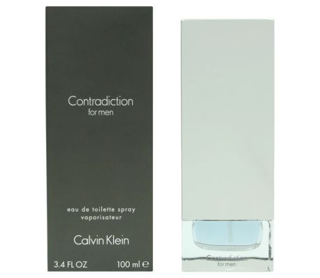 Calvin Klein Eau de toilette Contradiction voor heren 100 ml[1/2]