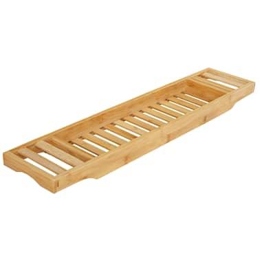 Bad 70 Cm.Bamboe Badrekje Voor Over Bad 70 Cm Lang Badplank Badbrug