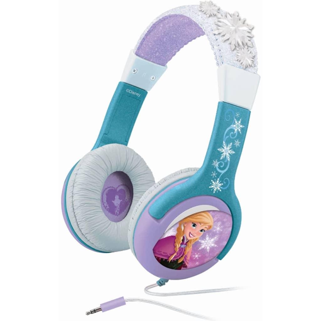 Afbeelding van Disney Koptelefoon Cool Tunes Frozen 17x16x22 cm KOPT234050