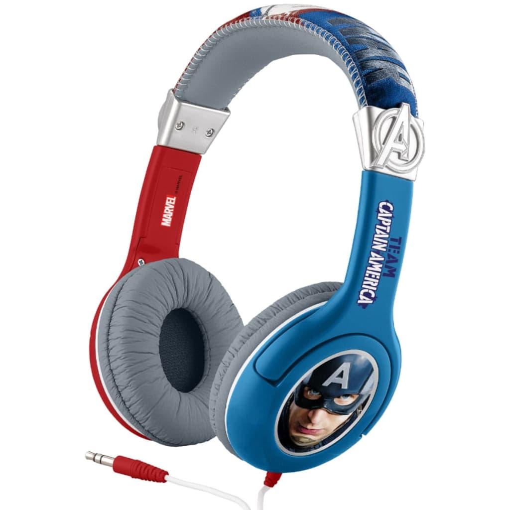 Marvel Captain America Koptelefoon 17x16x22 cm KOPT221050
