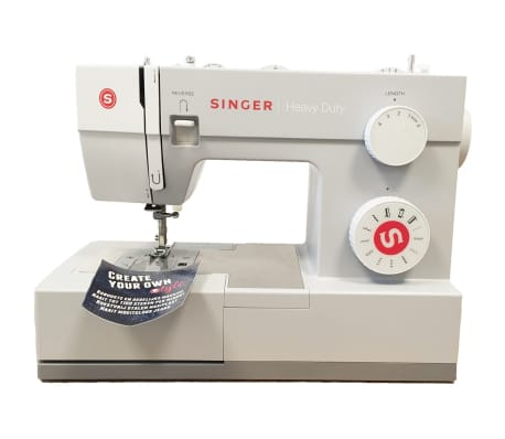 Singer Machine à coudre Heavy Duty 4411 Gris 105 W[2/8]