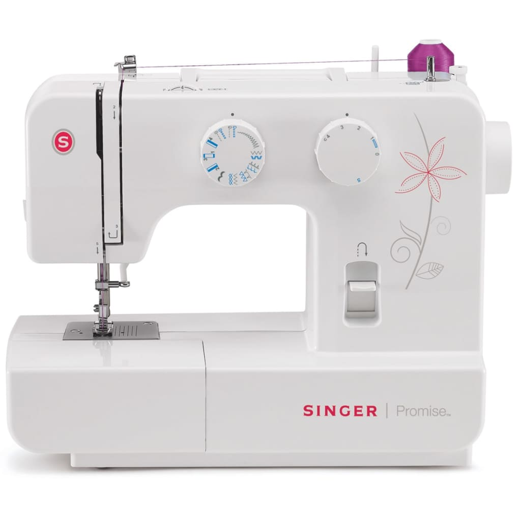 Singer Naaimachine Promise 1412 wit