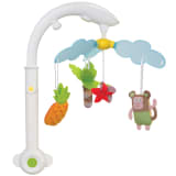 Taf Toys Tropical Musical Crib Mobile 11885