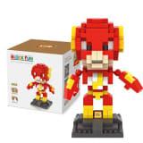 The Flash - 3D-Byggesett   Superhelter-kolleksjon