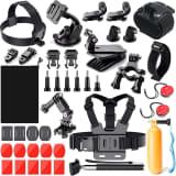 GoPro – lisätarvikkeet – 41 Osaa | Pro-paketti