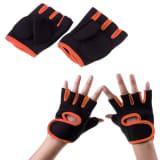 Treningshansker | Designet for Maksimal Luftsirkulasjon - Orange