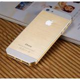 Guld-klistermärken till iPhone 5/5s