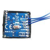 Émetteur / Duplicateur automatique Multi Fréquences v2, 4 voies - Crea