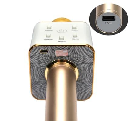 KTV Karaoke Mikrofon, schwarz[2/6]