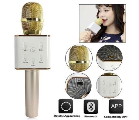 KTV Karaoke Mikrofon, schwarz[3/6]