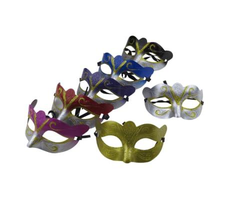 Venetiansk Mask - Maskerad Halloween