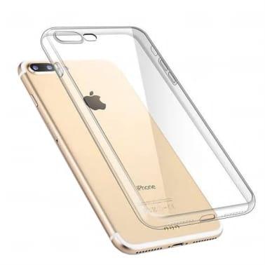 Handla iPhone 8 Plus   iPhone 7 Plus Transparent Skal  e22aef9c06a70