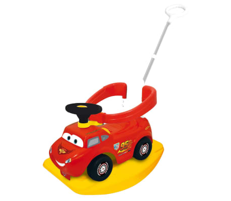 Kiddieland Cars 4-in-1 Activity Ride-on Racer 502522[2/2]