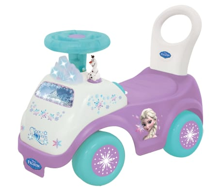 Frozen Loopspeelgoed Snow Queen paars 052787