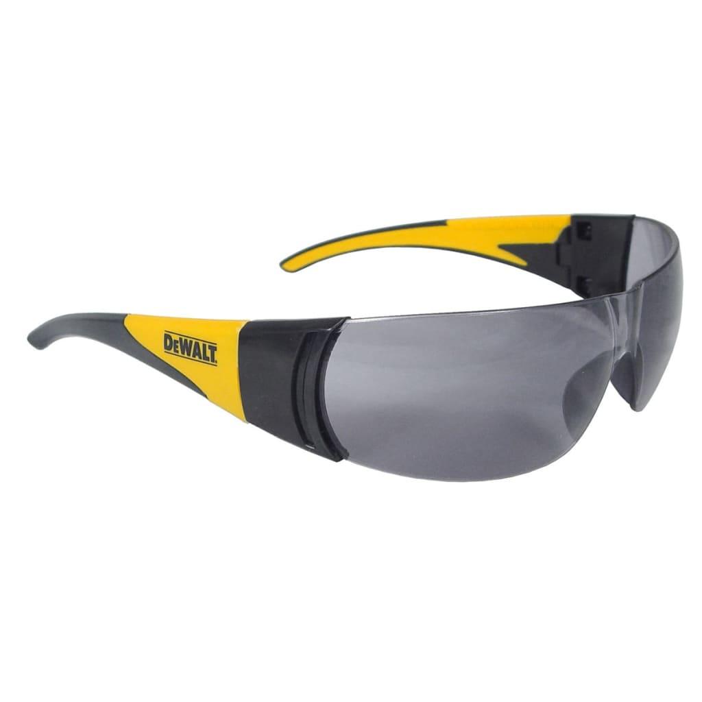 Afbeelding van DeWalt Veiligheidsbril Renovator geel en zwart DPG91-9D EU