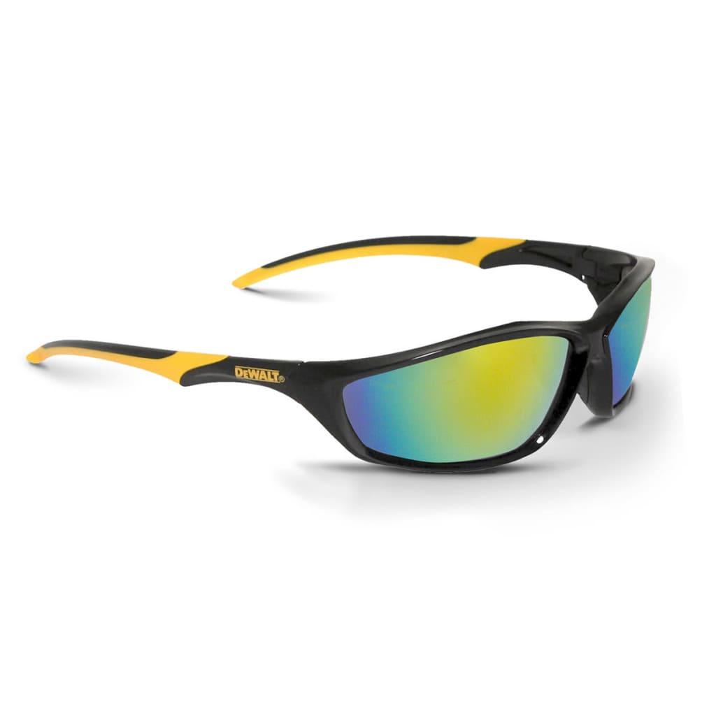 Afbeelding van DeWalt Veiligheidsbril Router geel en zwart DPG96-FD EU