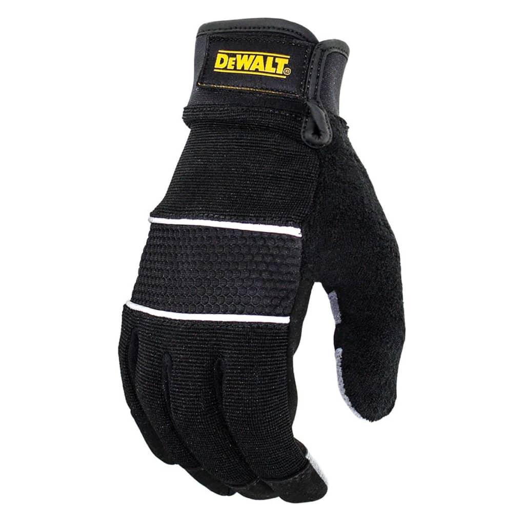 Afbeelding van DeWalt Werkhandschoenen volledige vingers zwart DPG215L EU