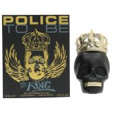 Police Eau de toilette To Be The King Hommes 125 ml