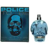 Police Eau de Toilette To Be Or Not To Be Herren 125 ml