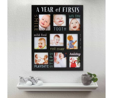 Pearhead Fotoframe Baby's Firsts krijtbord[3/6]