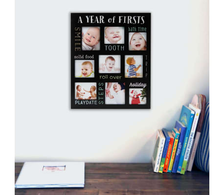 Pearhead Fotoframe Baby's Firsts krijtbord[4/6]
