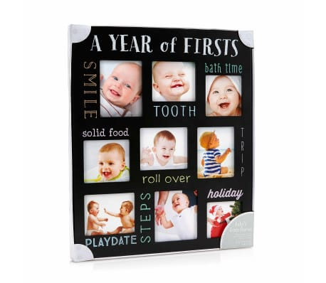 Pearhead Fotoframe Baby's Firsts krijtbord[5/6]