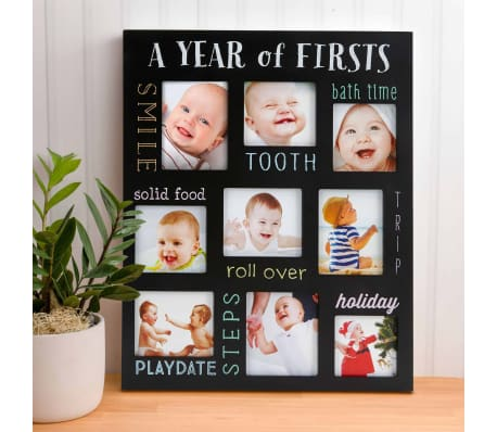 Pearhead Fotoframe Baby's Firsts krijtbord[1/6]