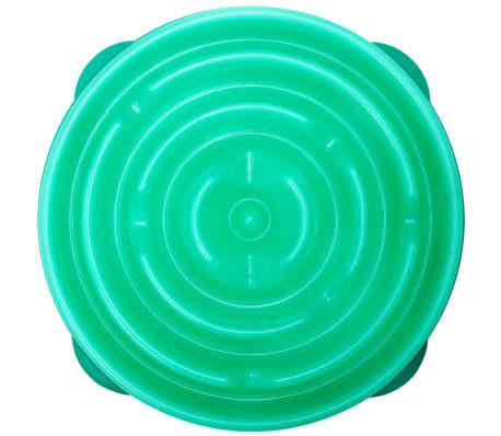 Outward Hound Mangeoire lente pour chiens Slo Bowl Sarcelle 1578[2/6]