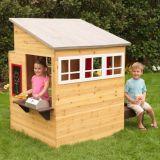 Cabane pour enfants d'extérieur moderne