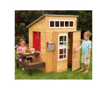 Cabane pour enfants d'extérieur moderne[2/3]