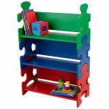 KidKraft Bibliothèque puzzle pour enfants 62,7 x 29,5 x 97,2 cm 14400