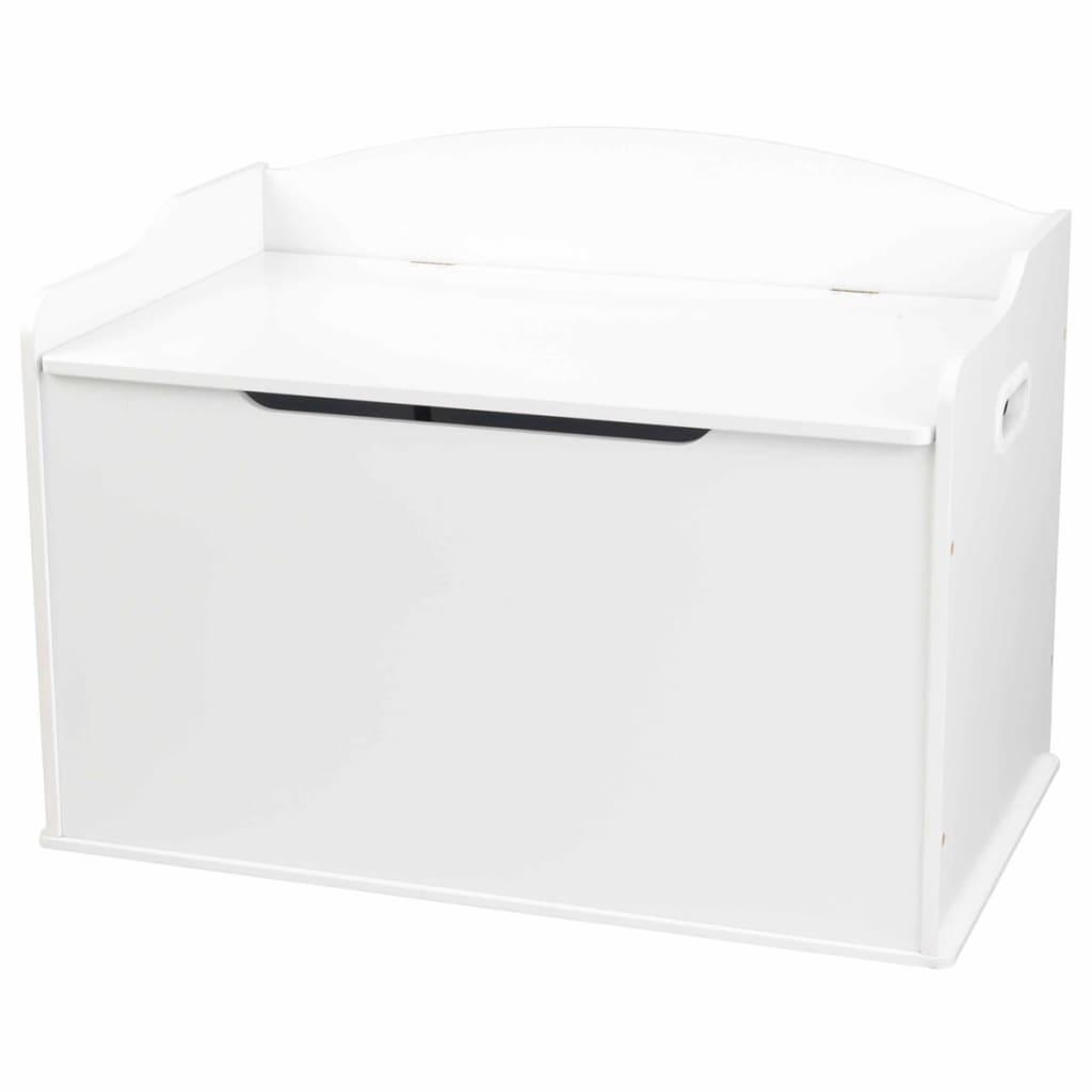 Afbeelding van KidKraft Austin Speelgoedkist wit 76,2x45,7x54 cm 14951
