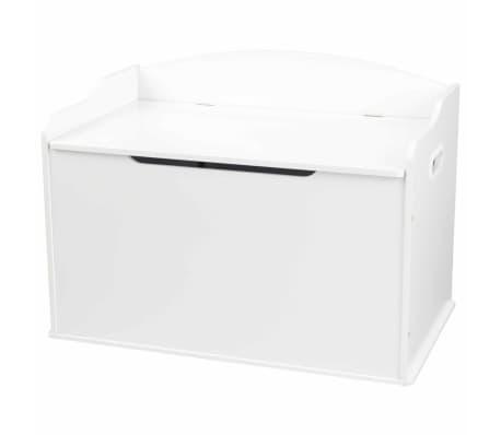 KidKraft Boîte à jouets Austin Blanc 76,2 x 45,7 x 54 cm 14951