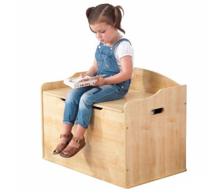 KidKraft Boîte à jouets Austin Marron 76,2 x 45,7 x 54 cm 14953[2/10]