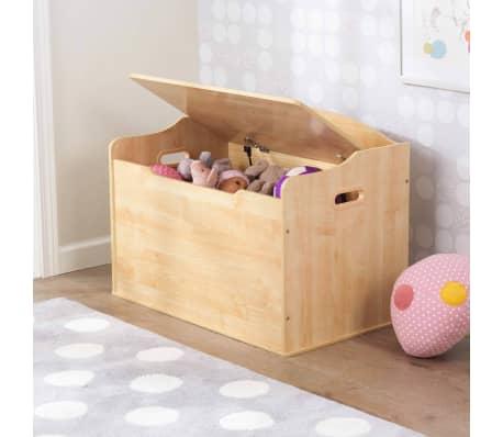 KidKraft Boîte à jouets Austin Marron 76,2 x 45,7 x 54 cm 14953[4/10]