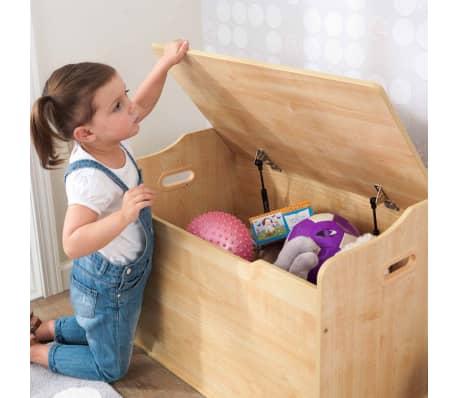 KidKraft Boîte à jouets Austin Marron 76,2 x 45,7 x 54 cm 14953[7/10]