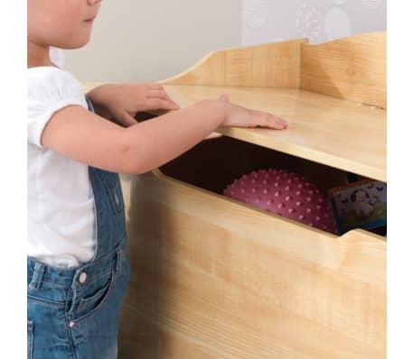 KidKraft Boîte à jouets Austin Marron 76,2 x 45,7 x 54 cm 14953[9/10]