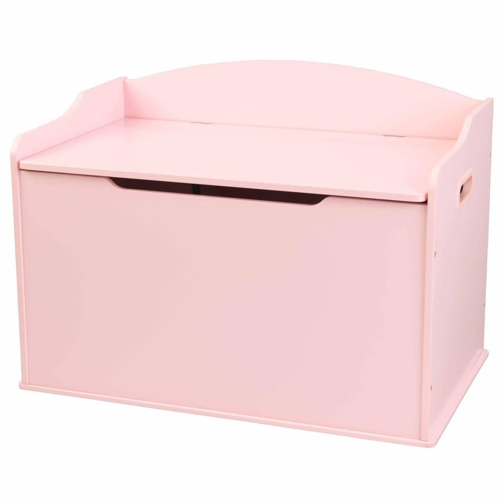 Afbeelding van KidKraft Austin Speelgoedkist roze 76,2x45,7x54 cm 14957
