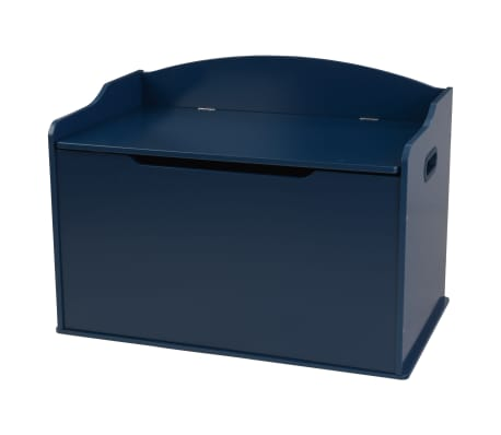 KidKraft Speelgoedkist Austin 76,2 x 45,72 x 53,98 cm diepblauw
