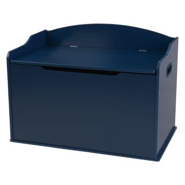 Excellent Kidkraft Toy Box Austin Blueberry 76 2 X 45 72 X 53 98 Cm Frankydiablos Diy Chair Ideas Frankydiabloscom